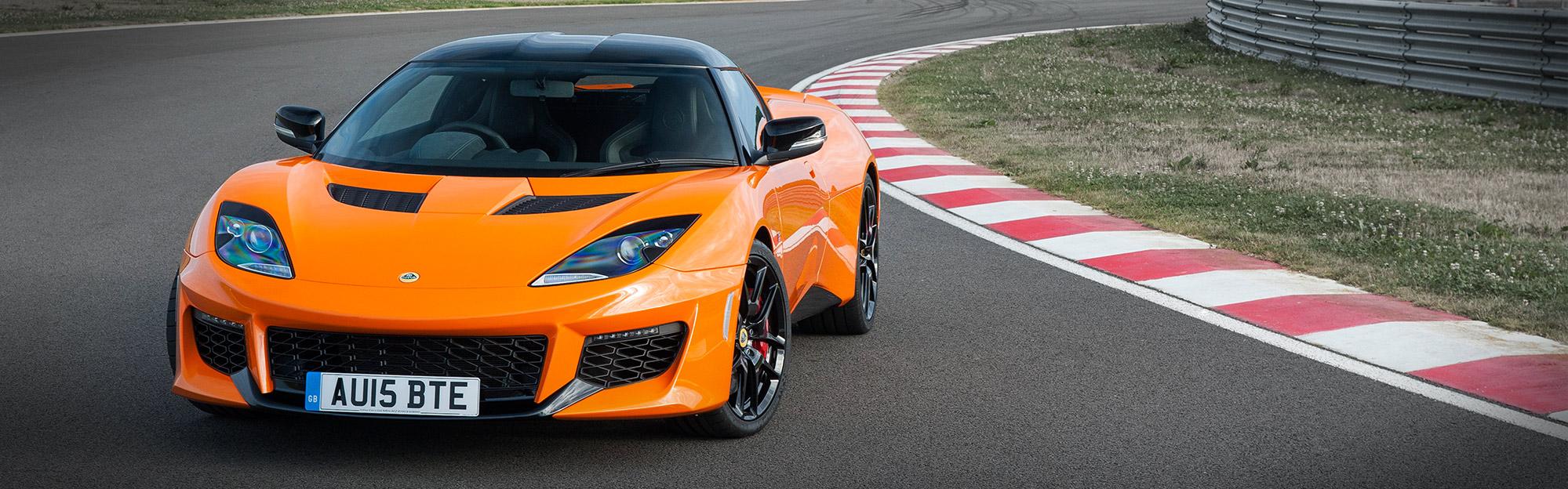 UUSI EVORA 400 Vuosituhannen nopein Lotus-katuauto