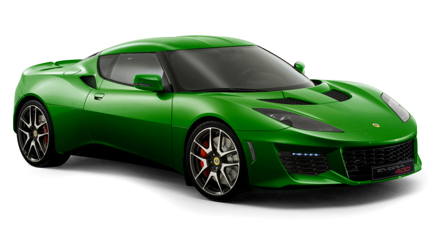 Lotus Evora 400 racing_green