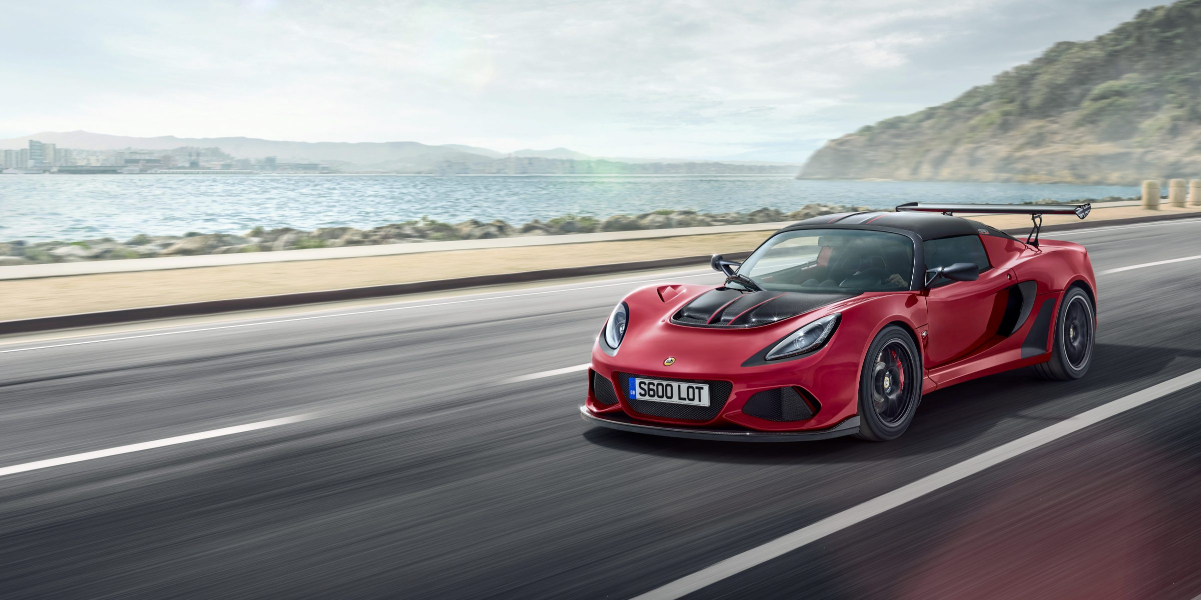 EXIGE SPORT 350 BLENDS THE EXTREME WITH THE SUBLIME